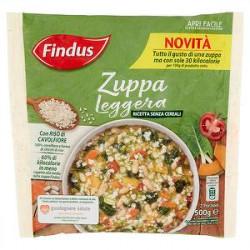 Zuppa leggera FINDUS 500gr