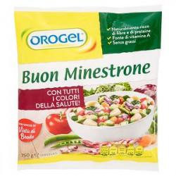 Buon Minestrone OROGEL 750gr