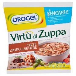 Virtù di zuppa Il Benessere OROGEL ceci e lenticchie 500gr