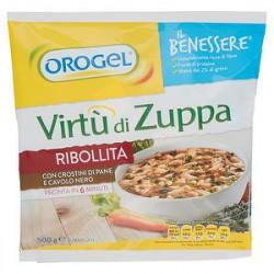 Virtù di zuppa Il Benessere OROGEL ribollita 500gr