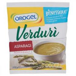 Gran passato Verdurì Il Benessere OROGEL asparagi 600gr