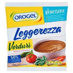 Verdurì leggerezza Il Benessere OROGEL passato di verdure scelte 600gr