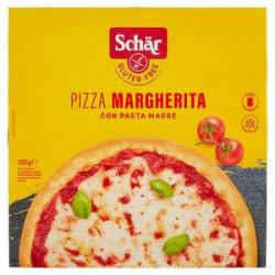 Pizza margherita senza glutine bontà d'italia SCHÄR 350gr