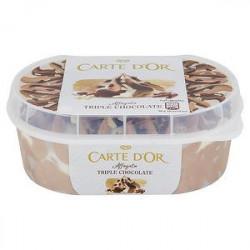 Gelato Affogati Carte D'Or ALGIDA triple chocolate 500gr