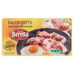 Bacon fette BERETTA pancetta affumicata 100gr