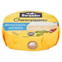 Cremosissimo BERGADER senza lattosio 300gr