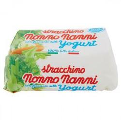 Stracchino allo yogurt NONNO NANNI latteria montello take away 250gr