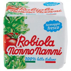 Robiola NONNO NANNI latteria montello take away 100gr
