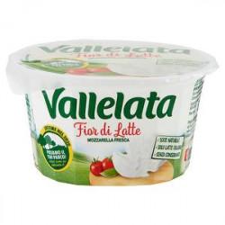 Mozzarella fresca VALLELATA fior di Latte 125gr