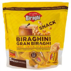 Snack Biraghini Gran Biraghi BIRAGHI 100gr