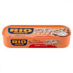 Filetti di sgombro grigliati RIO MARE piccanti con olio di oliva 120gr