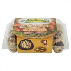 Uova di quaglia NATURELLE conf. 12 pezzi