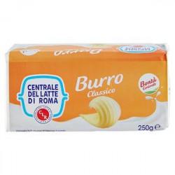Burro CENTRALE DEL LATTE DI ROMA 250gr