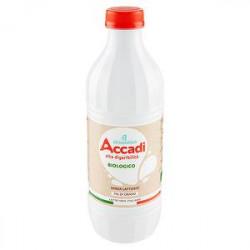 Latte esl ACCADi' senza lattosio bio 1l
