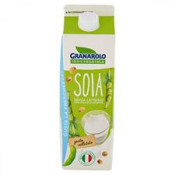 Bevanda alla soia 100% vegetale GRANAROLO senza lattosio senza glutine 1l
