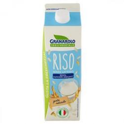 Bevanda di riso 100% vegetale GRANAROLO senza lattosio senza glutine 1l