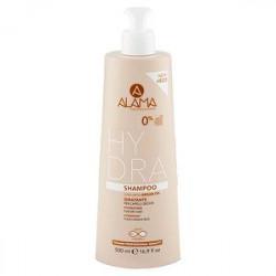 Shampoo Hydra ALAMA Professional idratante per capelli secchi 500ml