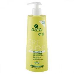 Shampoo Frequent ALAMA Professional uso frequente per tutti i tipi di capelli 500ml