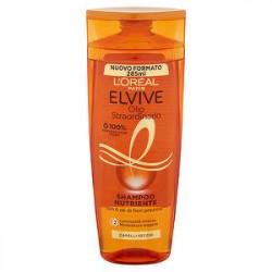 Shampoo Elvive L'OREAL olio straordinario 285ml