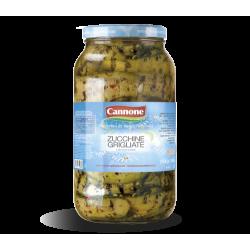 Zucchine grigliate 720 gr