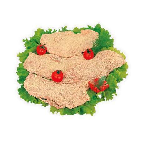 Petto di pollo panato 500