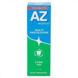 Dentifricio multi protezione AZ premium carie gel 75ml