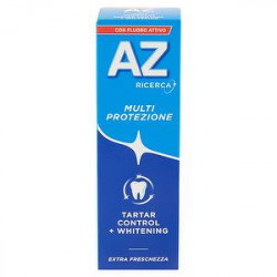 Dentifricio multi protezione AZ premium tartar control 75ml