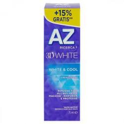 Dentifricio 3D white cool AZ premium 75ml