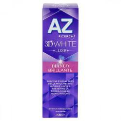 Dentifricio 3D white luxe AZ bianco brillante 75ml