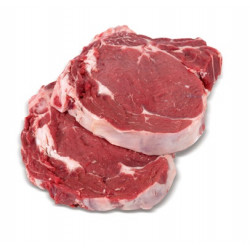 Bistecca bovino adulto senza osso 500g