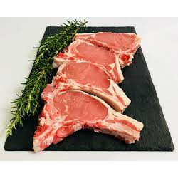 Bistecca di vitella con osso 500g