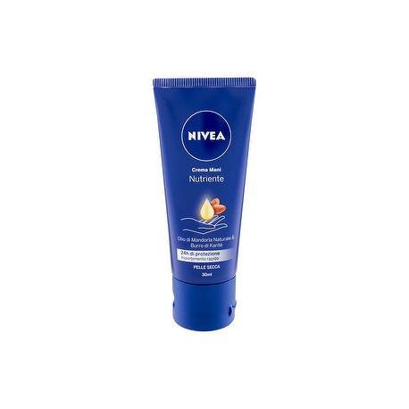 Crema mani nutriente NIVEA olio di mandorla minisize 30 ml