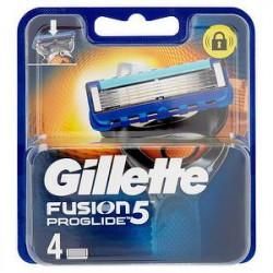 Ricarica rasoio Fusion ProGlide GILLETTE manual conf. da 4 pezzi