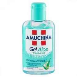 Igienizzante mani AMUCHINA gel aloe 80ml