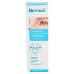 Soluzione unica Occhi BENEXè per tutti i tipi di lenti a contatto morbide 500ml