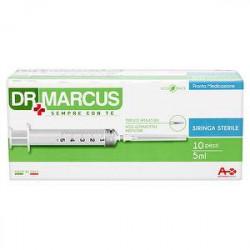 10 siringhe DR MARCUS 5ml