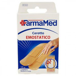 12 cerotti emostatici FARMAMED