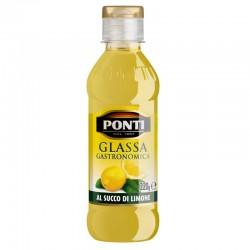 Glassa al succo di limone 220 gr