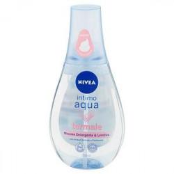 Mousse detergente intimo Aqua NIVEA termale 250ml