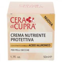 Crema viso CERA DI CUPRA nutriente pelli secche 50ml