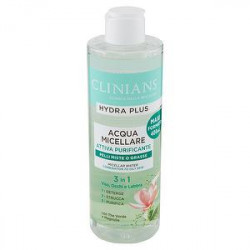 Acqua Micellare 3 in 1 CLINIANS 400ml