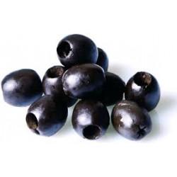Olive nere denocciolate 370 gr