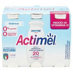Actimel DANONE bianco 0,1% di grassi conf. 100gr x 6 pezzi