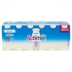 Actimel DANONE bianco conf. 100gr x 12 pezzi