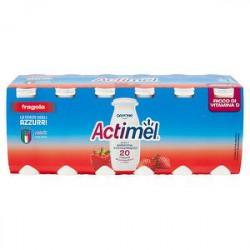 Actimel DANONE fragola conf. 100gr x 12 pezzi