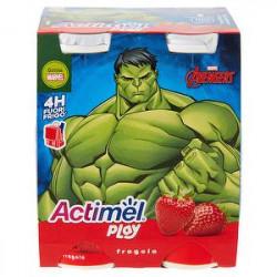 Actimel DANONE Avengers conf. 100gr x 4 pezzi