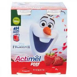 Actimel DANONE Frozen 2 conf. 100gr x 4 pezzi
