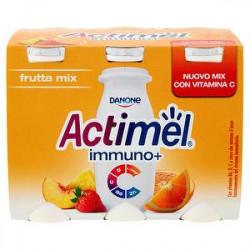 Yogurt Actimel DANONE frutta mix conf. 6 pezzi per 100gr