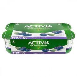 Yogurt Activia DANONE prugna conf. 125gr x 8 pezzi