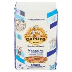 """Farina di grano tenero tipo """"00"""" CAPUTO pizzeria 1kg"""